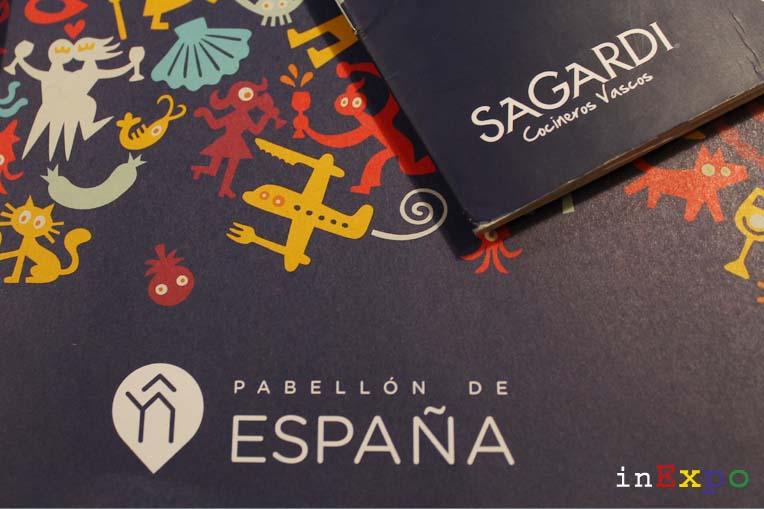 Ristorante spagnolo Bar de Tapas in Expo
