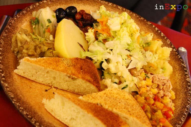 buffet due ristorante algerino expo