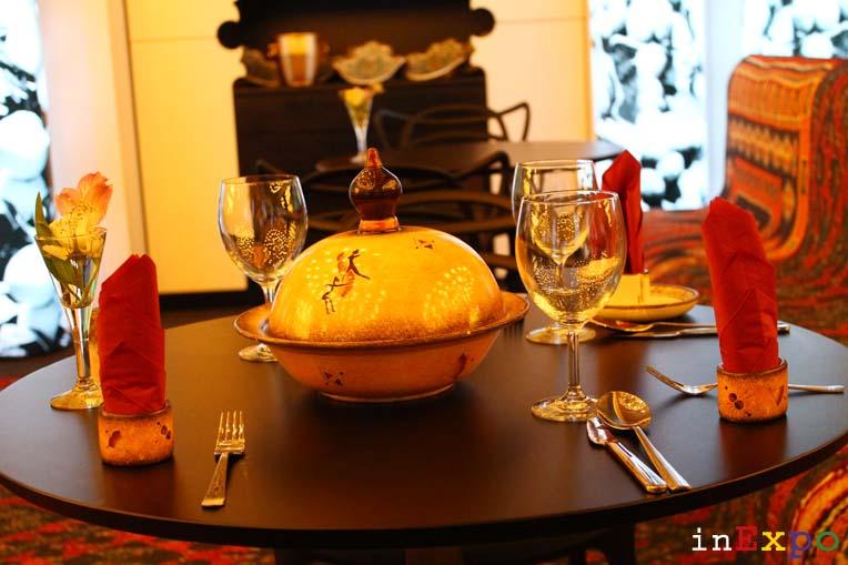mise_en_place ristorante algerino expo