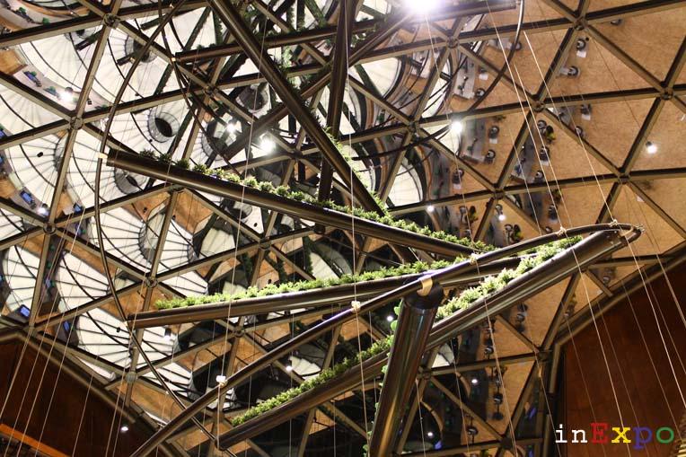 padiglione belga in Expo