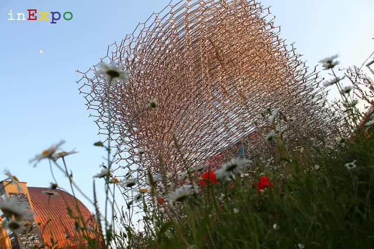 Padiglione del Regno Unito in Expo
