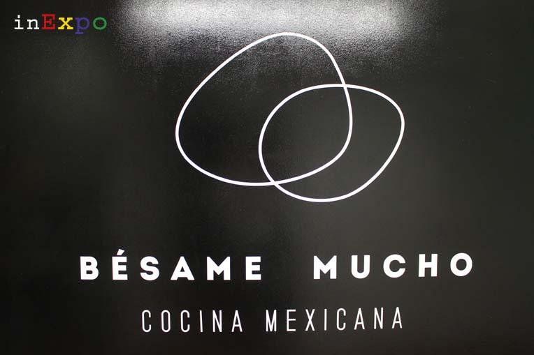 ristorante messicano Besame Mucho in Expo