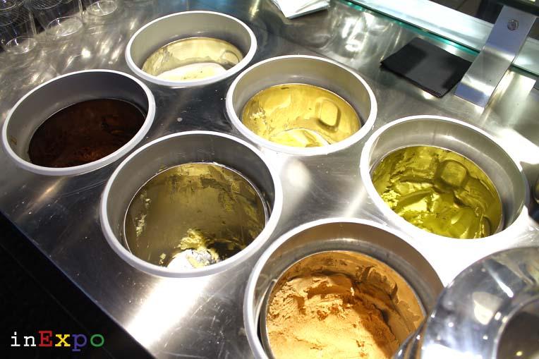 il gelato di Massimo Conti per il Padiglione Messico in Expo