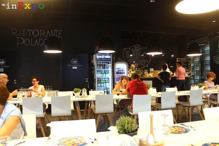 ristorante polacco Expo