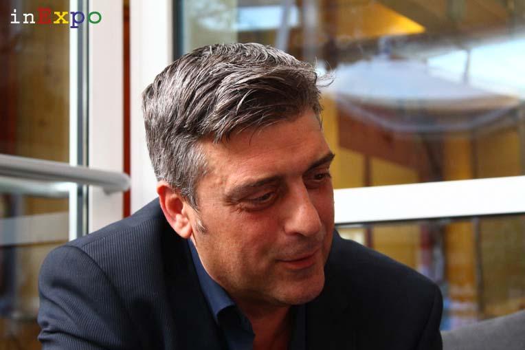Intervista del blog inexpo.it allo Chef sommelier Massimo Sacco
