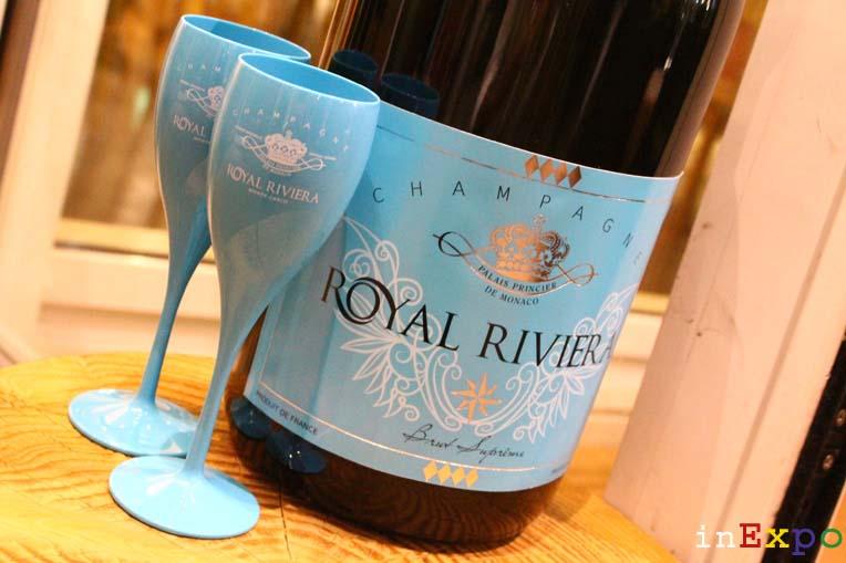 Champagne Royal Riviera Principato di Monaco