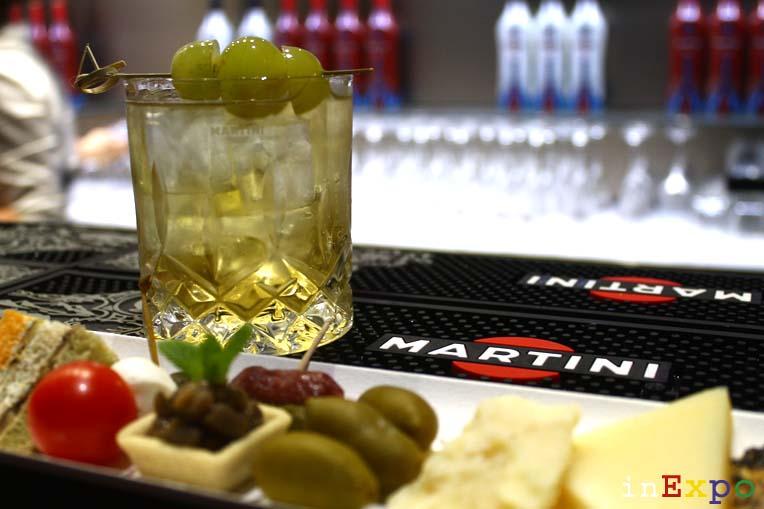 10 aperitivi Expo Martini Ambrato & Tonic Terrazza Martini
