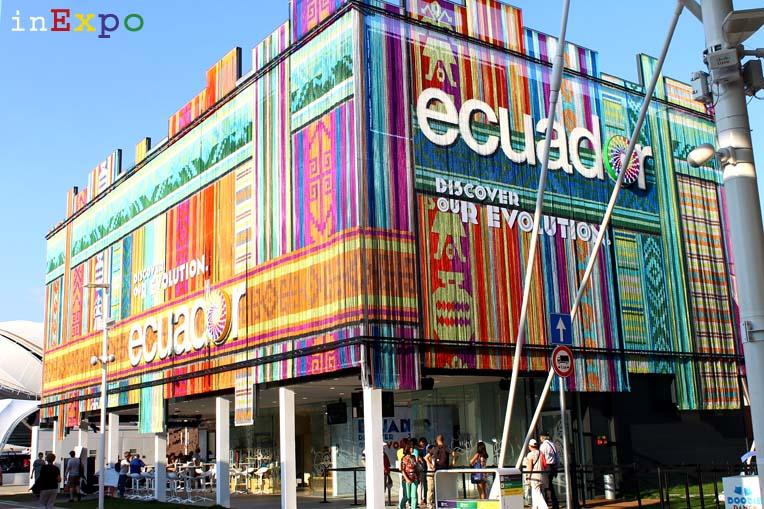 ristorante ecuadoregno in Expo