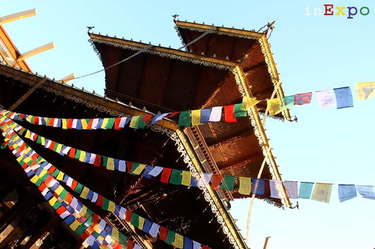 padiglione Nepal ristorante nepalese in Expo