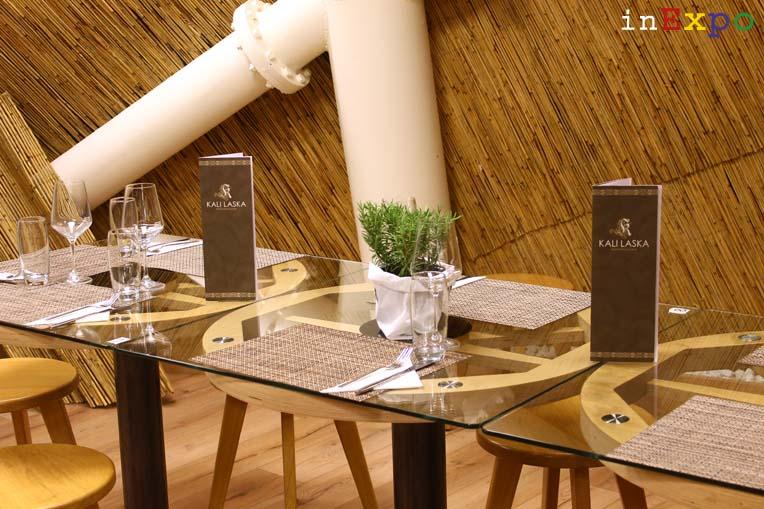 ristorante della Bielorussia in Expo