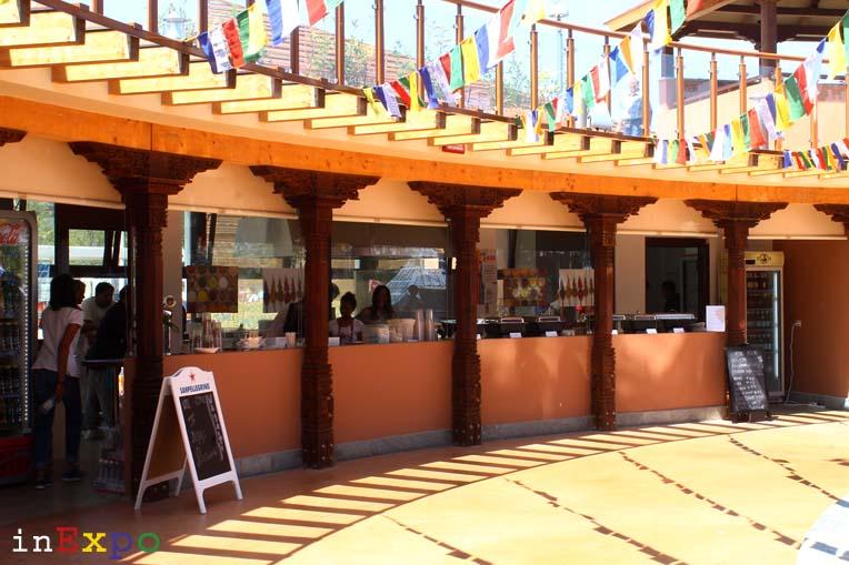 ristorante nepalese in Expo